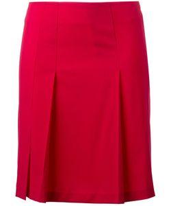 Cacharel | Pleated Detail Mini Skirt