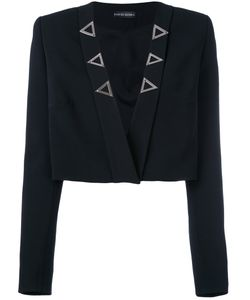 David Koma | Cropped Open Jacket Women