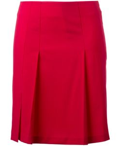 Cacharel | Pleated Detail Mini Skirt 38