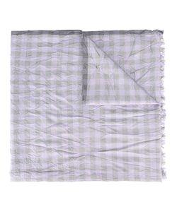 Brioni   Wrinkled Scarf Silk