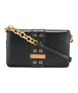 Marc Jacobs | Lock And Strap Crossbody Bag Leather/Metal Other
