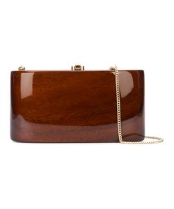 Rocio | Candy Clutch Wood