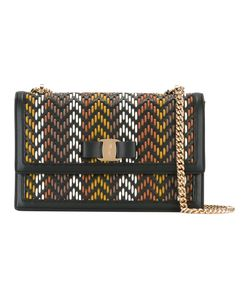 Salvatore Ferragamo | Zig-Zag Crossbody Bag