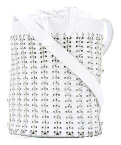 Paco Rabanne | Chain Link Shoulder Bag Leather/Metal