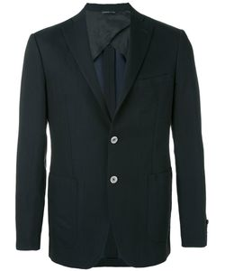 Tonello | Contrast Pocket Blazer