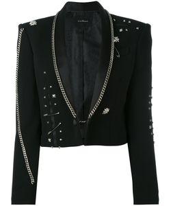 John Richmond | Fortim Chain Embellished Jacket