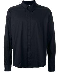 Wooyoungmi | Overlap Collar Shirt 44