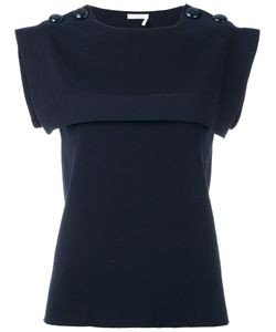 Chloé | Knitted Sailor Top M