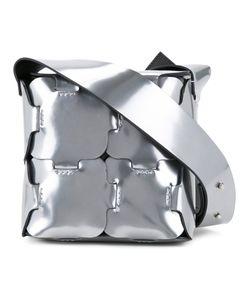 Paco Rabanne | Puzzle Cross Body Bag Calf