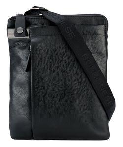 Borbonese | Zipped Messenger Bag One