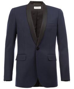 Saint Laurent | Classic Two Piece Suit Size 46 Silk/Cotton/Polyester/Virgin
