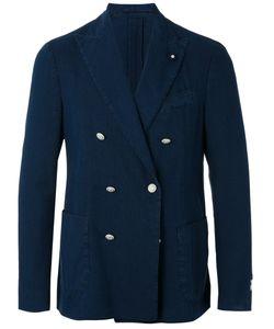 Lardini | Double Breasted Jacket Size 52