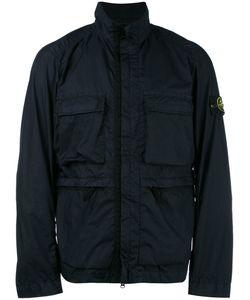 Stone Island | Roll Neck Zip Up Jacket Small