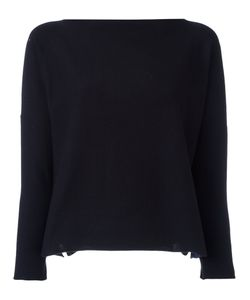Daniela Gregis | Boat Neck Jumper Cotton