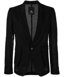 Tom Rebl | Shawl Lapel Blazer Size 48