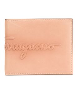 Salvatore Ferragamo | Embossed International Billfold Wallet