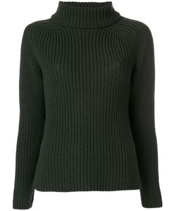 Odeeh | Turtleneck Ribbed Jumper