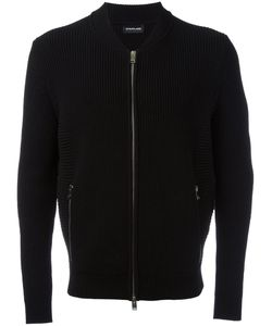 Exemplaire | Zip Up Cardigan Medium Cashmere