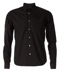 Anrealage | Cut-Out Collar Shirt