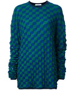 Julien David | Checked Top Size Small