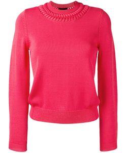 Emporio Armani | Crewneck Knit Sweater Size 40