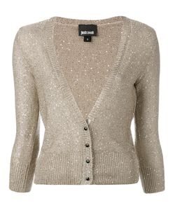 Just Cavalli | Knit Buttoned Cardigan Size Small