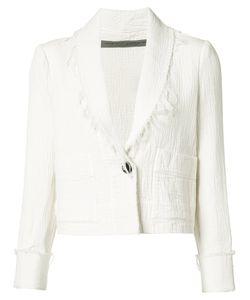 Raquel Allegra | One Button Jacket