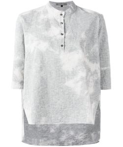 Suzusan | Printed Shirt Medium Cotton