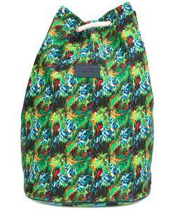 Fefè | Tropical Print Backpack