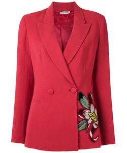 Martha Medeiros | Embroidered Blazer Women 38