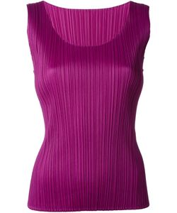 Pleats Please By Issey Miyake | Pleated Tank Size 3