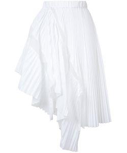 Sacai | Asymmetric Pleated Skirt 2