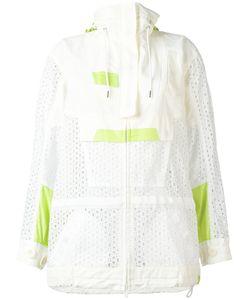 Sacai | Eyelet Lace Cagoule Style Jacket Size