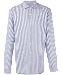 Z Zegna | Striped Shirt 44