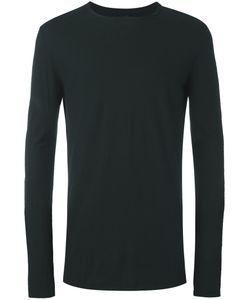 Poème Bohémien | Round Neck Longsleeved T-Shirt 50 Cotton