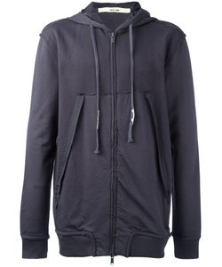 Damir Doma | Oversized Pockets Zipped Hoodie Size Large