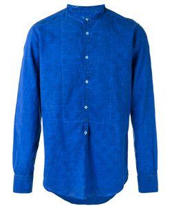 Massimo Alba | Band Collar Shirt