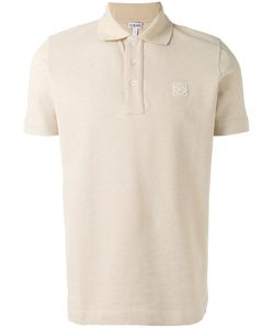 Loewe   Classic Polo Shirt Small Cotton/Polyester