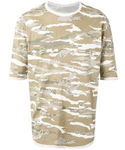 Maharishi   Camouflage Print T-Shirt Size Large