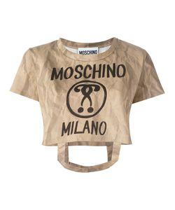 Moschino | Bag Handle T-Shirt Medium Cotton