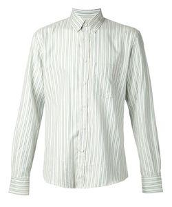 Umit Benan | Striped Button Down Shirt