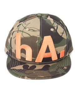 Haculla | Camouflage Print Hat Adult Unisex