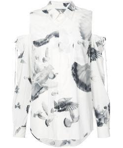 A.F.Vandevorst | Cut-Out Shoulders Shirt S