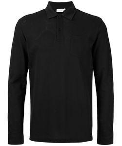 Sunspel | Longsleeved Polo Shirt S