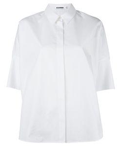 Jil Sander   Boxy Shirt 32 Cotton