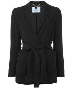 Blumarine   Tie-Waist Blazer Size