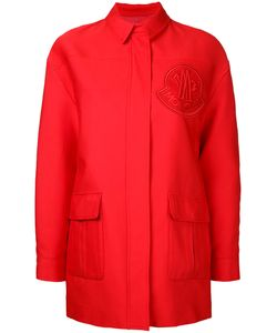 Moncler Gamme Rouge | Single Breasted Coat Size 1