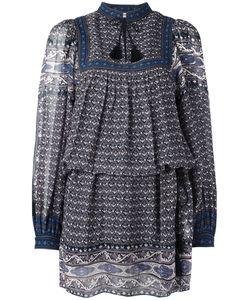 Ulla Johnson | Paisley Print Tassel Tie Dress Size 4