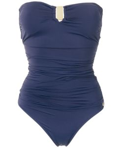 Brigitte   Draped Swimsuit G Polyamide/Spandex/Elastane