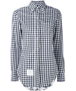 Thom Browne | Checked Shirt Women 42